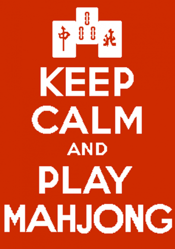 keep_calm_and_play_mahjong_counted_cross_stitch_pattern_pdf_e1abf0d5