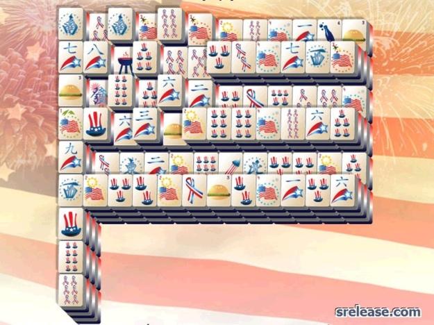 american-flag-mahjong