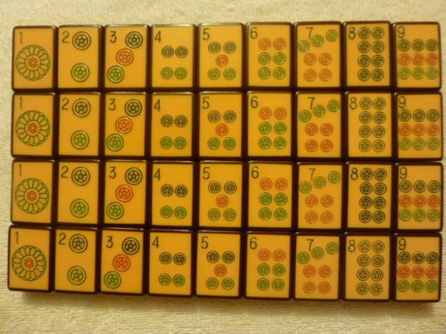 Burgundy Enrobed Dots